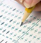 psychometric test answer sheet