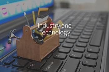 industry and technology sectors