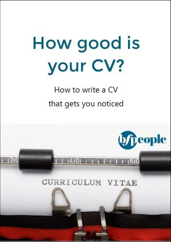How good is your CV - book cover